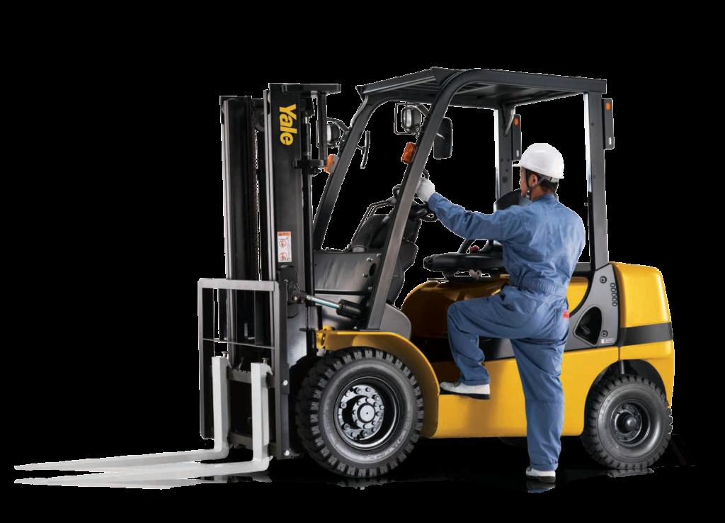Parts & Service – Yale Forklifts